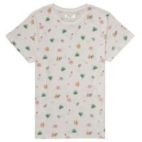 Clothing Girl Short-sleeved t-shirts Deeluxe ELINA White