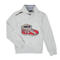 Clothing Boy sweaters Ikks VIVIANE Beige