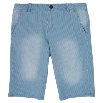 Clothing Boy Shorts / Bermudas Ikks POTALIE Blue