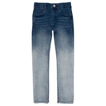 Clothing Boy Slim jeans Ikks CLOE Blue
