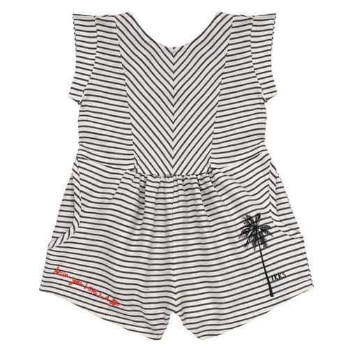 Clothing Girl Jumpsuits / Dungarees Ikks NANIZA Multicolour