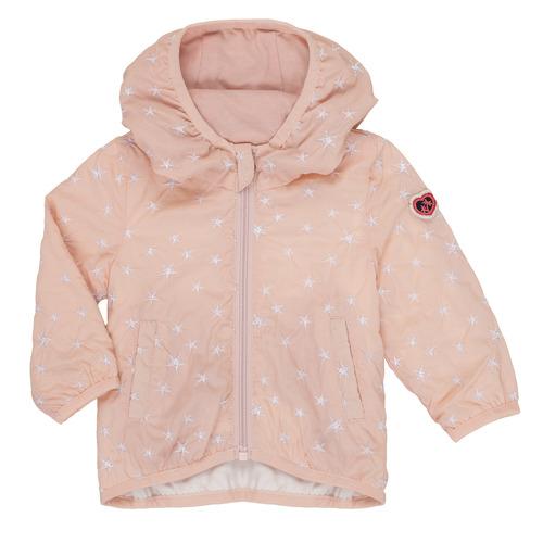 Clothing Girl Jackets Ikks LOLINA Pink