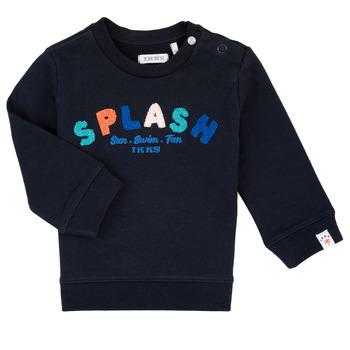 Clothing Boy sweaters Ikks PAULINE Marine