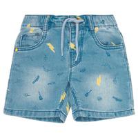 Clothing Boy Shorts / Bermudas Ikks PONERMO Blue