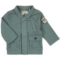 Clothing Boy Jackets / Blazers Ikks ADRIEN Kaki