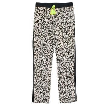 Clothing Girl Wide leg / Harem trousers Kaporal JULIA Green
