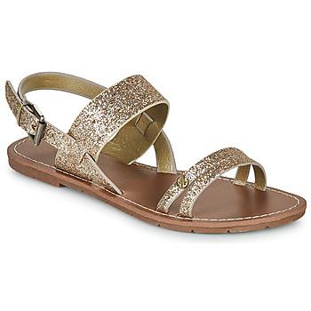 Shoes Women Sandals Chattawak MONIA Gold