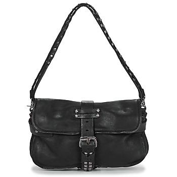 Bags Women Shoulder bags Airstep / A.S.98 LINDA Black