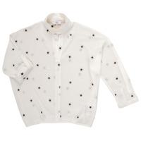 Clothing Girl Tops / Blouses Le Temps des Cerises STRELLA White