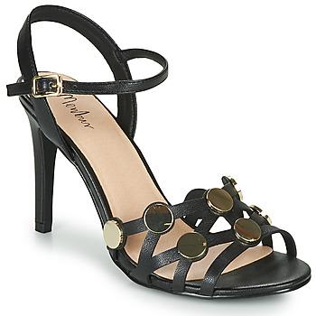 Shoes Women Sandals Menbur CACCURI Black