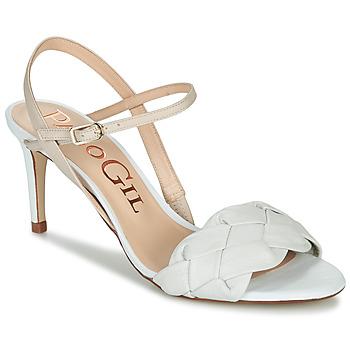 Shoes Women Sandals Paco Gil IBIZA MINA White