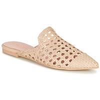 Shoes Women Mules Pretty Ballerinas COTON ROSATO Beige