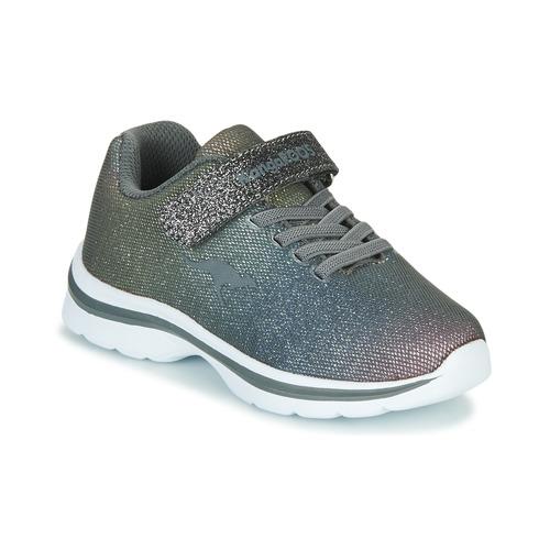 Shoes Girl Low top trainers Kangaroos KANGASHINE EV II Multicoloured