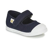 Shoes Children Flat shoes Citrouille et Compagnie APSUT Blue / Marine