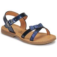 Shoes Girl Sandals Citrouille et Compagnie JISCOTTE Marine