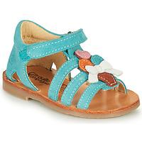 Shoes Girl Sandals Citrouille et Compagnie MIETTE Green