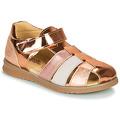 Shoes Girl Sandals Citrouille et Compagnie