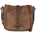 Moony Mood  LOURRE  womens Shoulder Bag in Brown