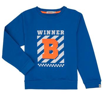 Clothing Boy Sweaters Billieblush / Billybandit NAVALI Blue