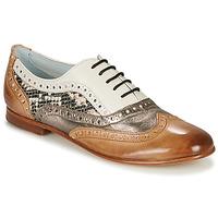 Shoes Women Flat shoes Melvin & Hamilton SONIA 1 Brown / Beige