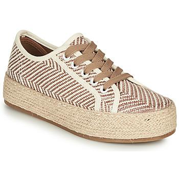 Shoes Women Espadrilles André PEN Beige