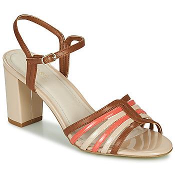 Shoes Women Sandals André PARISSE Multicolor