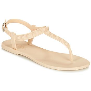 Shoes Women Sandals André HADEWIG Beige