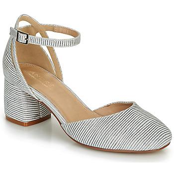 Shoes Women Flat shoes André MARITZIA Blue