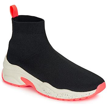 Shoes Women Hi top trainers André HARUNA Black