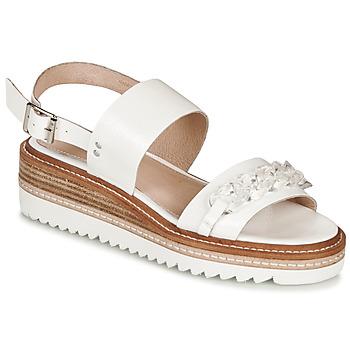 Shoes Women Sandals André ESPERANZA White