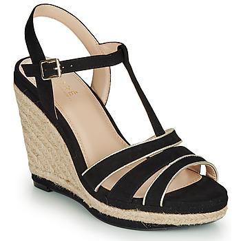 Shoes Women Sandals André JULY Black