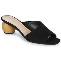 Shoes Women Sandals André JUSTINE Black