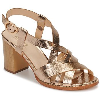 Shoes Women Sandals André PAYTON Gold