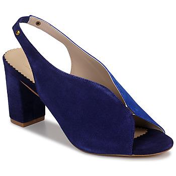 Shoes Women Sandals André L ILLUSIONISTE Blue