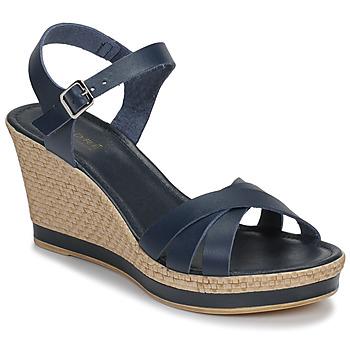 Shoes Women Sandals André MYRIAM Blue