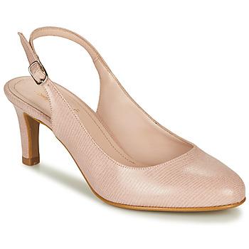 Shoes Women Heels André POMARETTE Nude