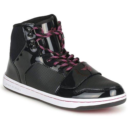 Shoes Women Hi top trainers Creative Recreation W CESARIO Black