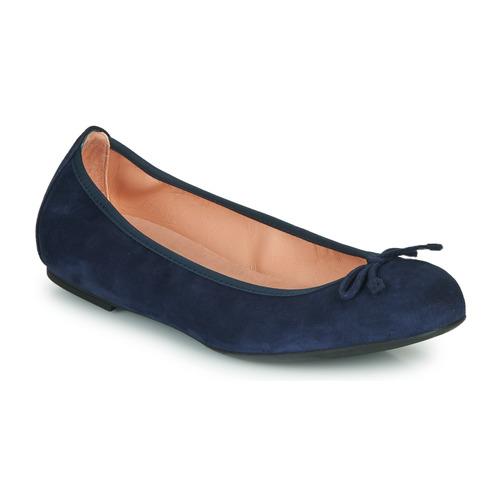 Shoes Women Flat shoes Unisa ACOR Marine