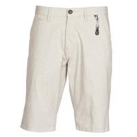 Clothing Men Shorts / Bermudas Tom Tailor  Beige