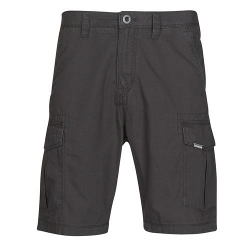 Clothing Men Shorts / Bermudas Volcom MITER II CARGO SHORT Black