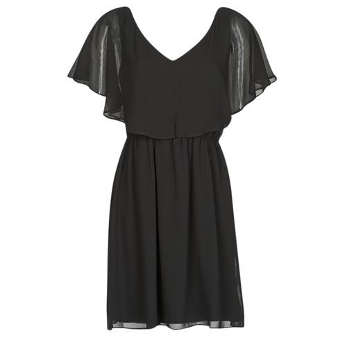 Clothing Women Short Dresses Naf Naf LAZALE Black