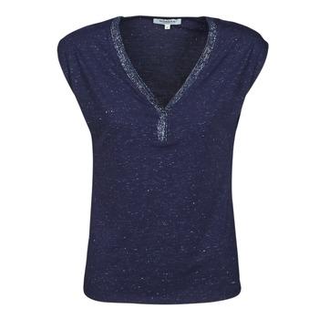 Clothing Women Short-sleeved t-shirts Morgan DMAYA Marine