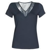 Clothing Women Short-sleeved t-shirts Morgan DOHAN Marine