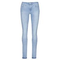Clothing Women Skinny jeans Levi's 711 SKINNY To / Tea