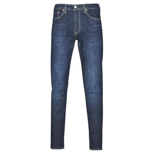 Clothing Men Slim jeans Levi's 512 SLIM TAPER FIT Blue