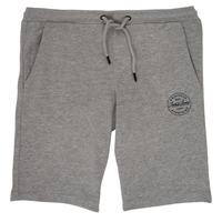 Clothing Boy Shorts / Bermudas Jack & Jones JJISHARK Grey