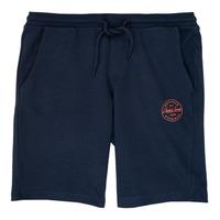 Clothing Boy Shorts / Bermudas Jack & Jones JJISHARK Marine