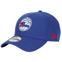 Clothes accessories Caps New-Era NBA THE LEAGUE PHILADELPHIA 76ERS Blue