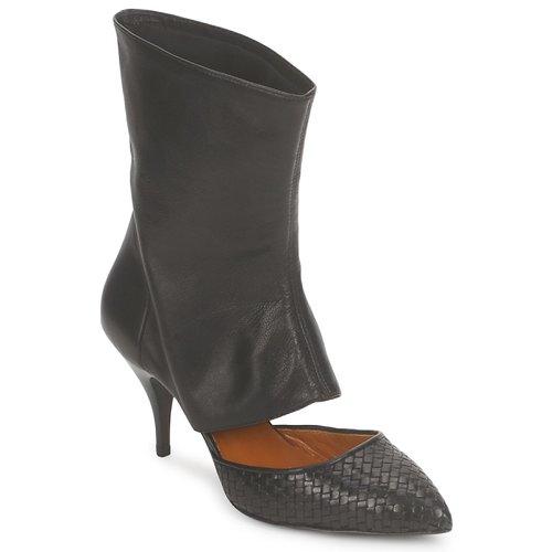 Shoes Women Ankle boots Stéphane Kelian IVAN Black