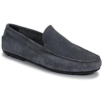 Shoes Men Loafers André BIOUTY Blue